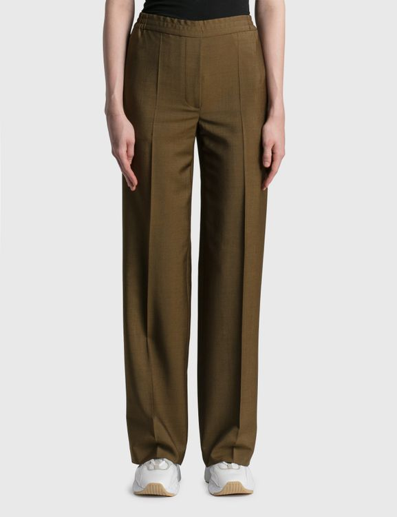 Acne Studios Wool Blend Trousers