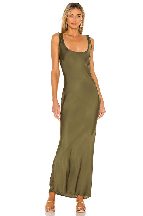 Cali Dreaming Simple Slip Dress