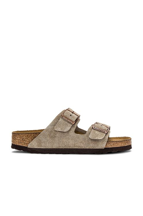 BIRKENSTOCK Arizona Soft Foot Bed Sandal