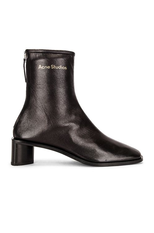 Acne Studios Pointed Ankle Boot