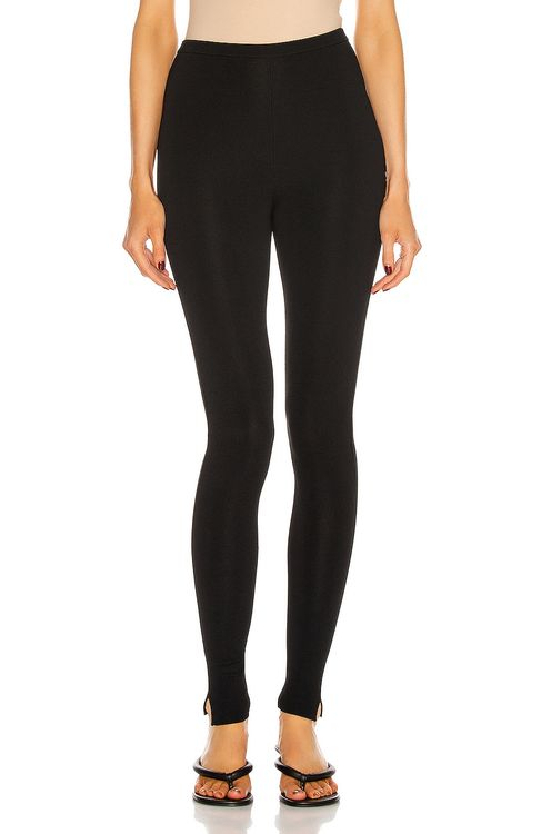 Totême Compact Knit Leggings