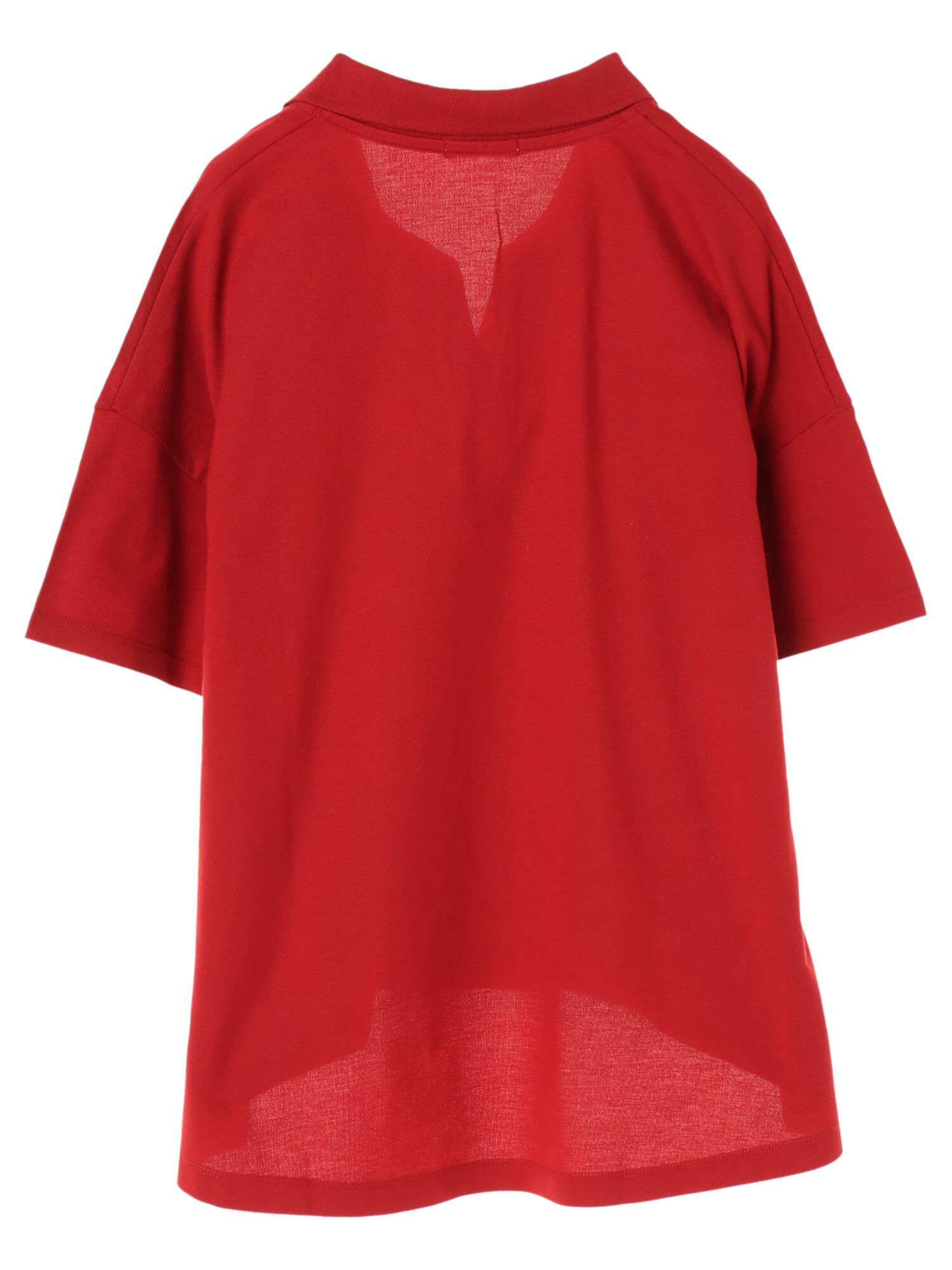 Earth, Music & Ecology Yurimi Top - Red