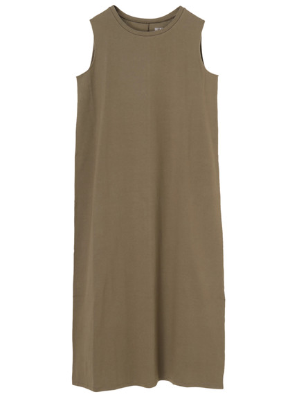 Earth, Music & Ecology Delilah Dress - Khaki