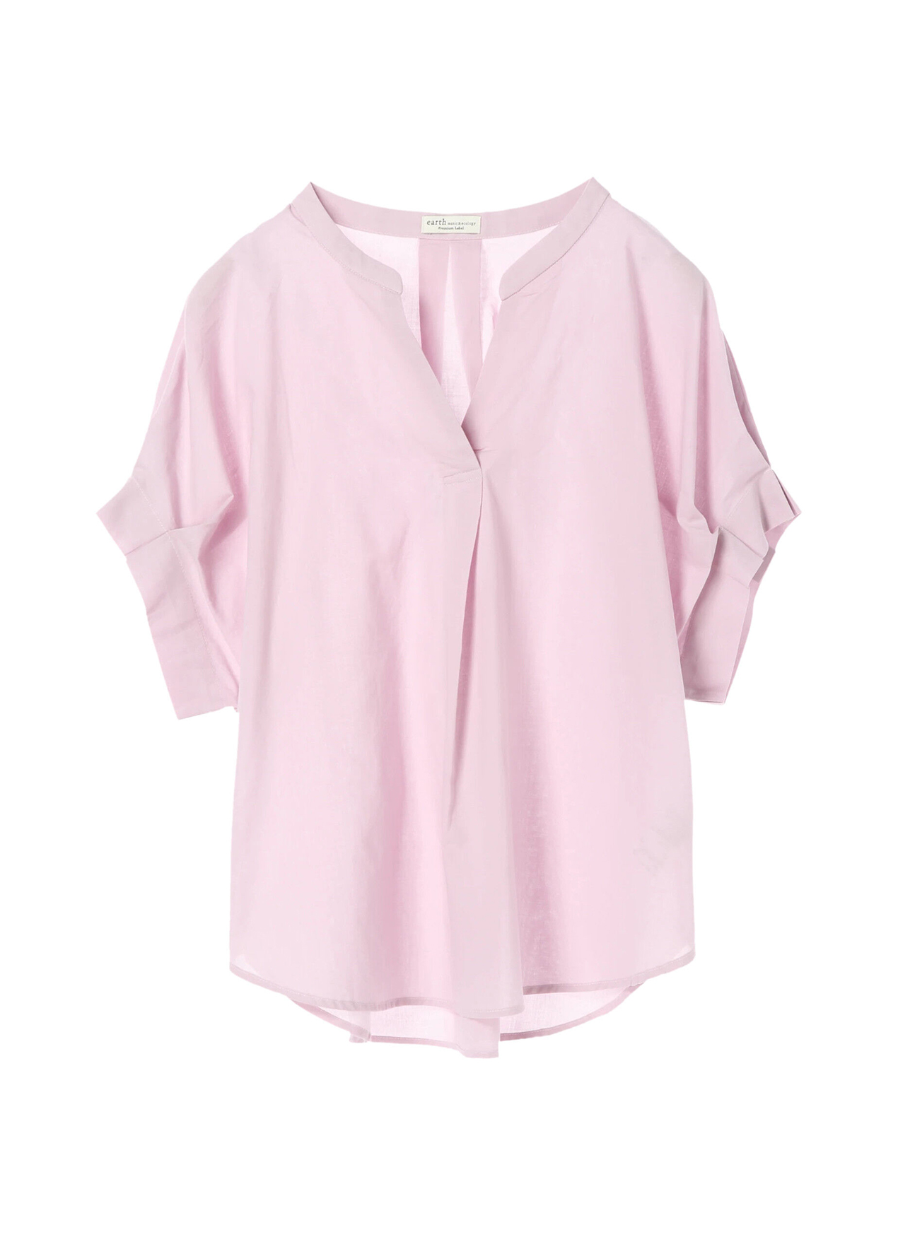 Earth, Music & Ecology Yurina Top - Pink