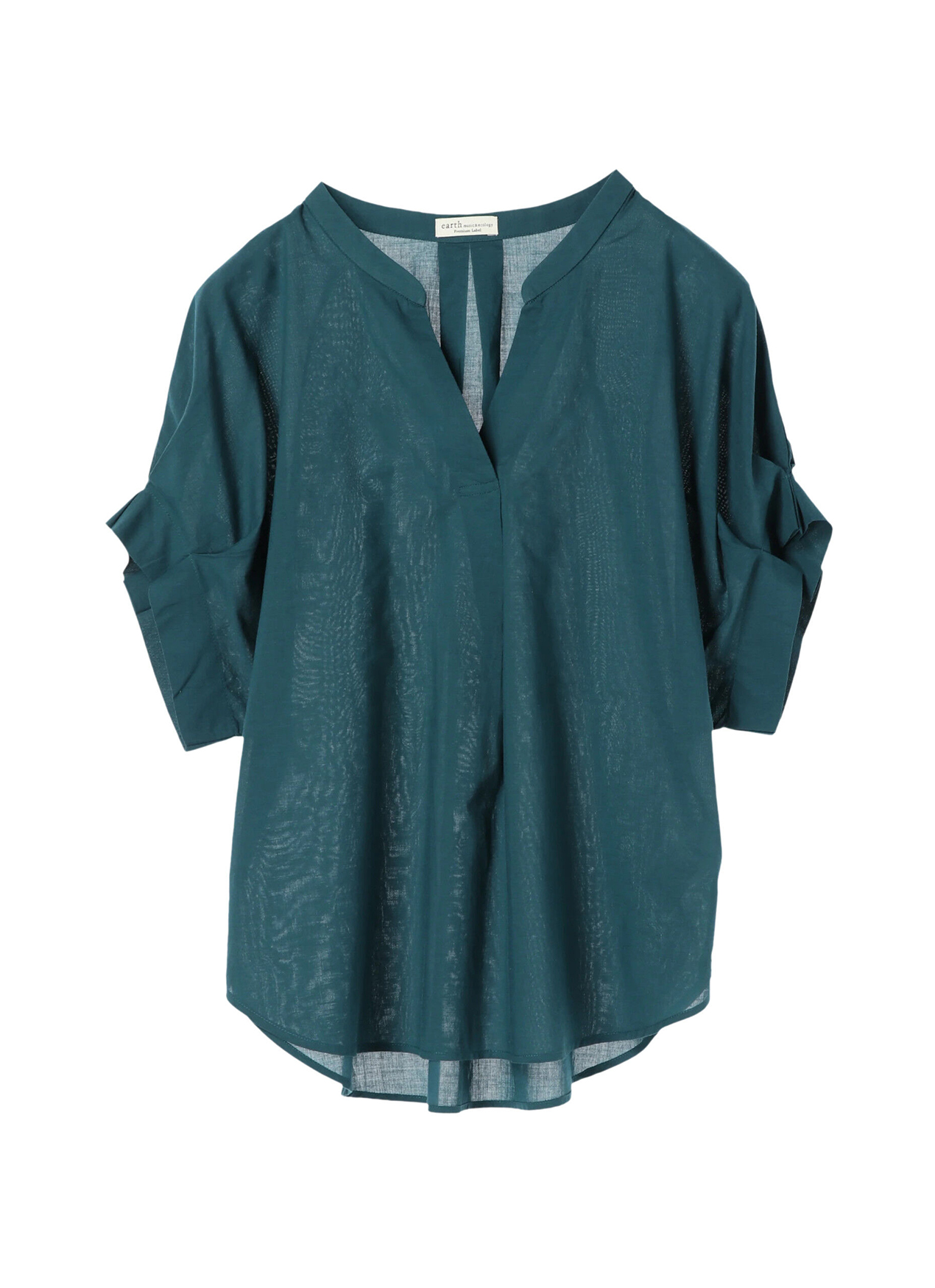 Earth, Music & Ecology Yurina Top - Dark Blue