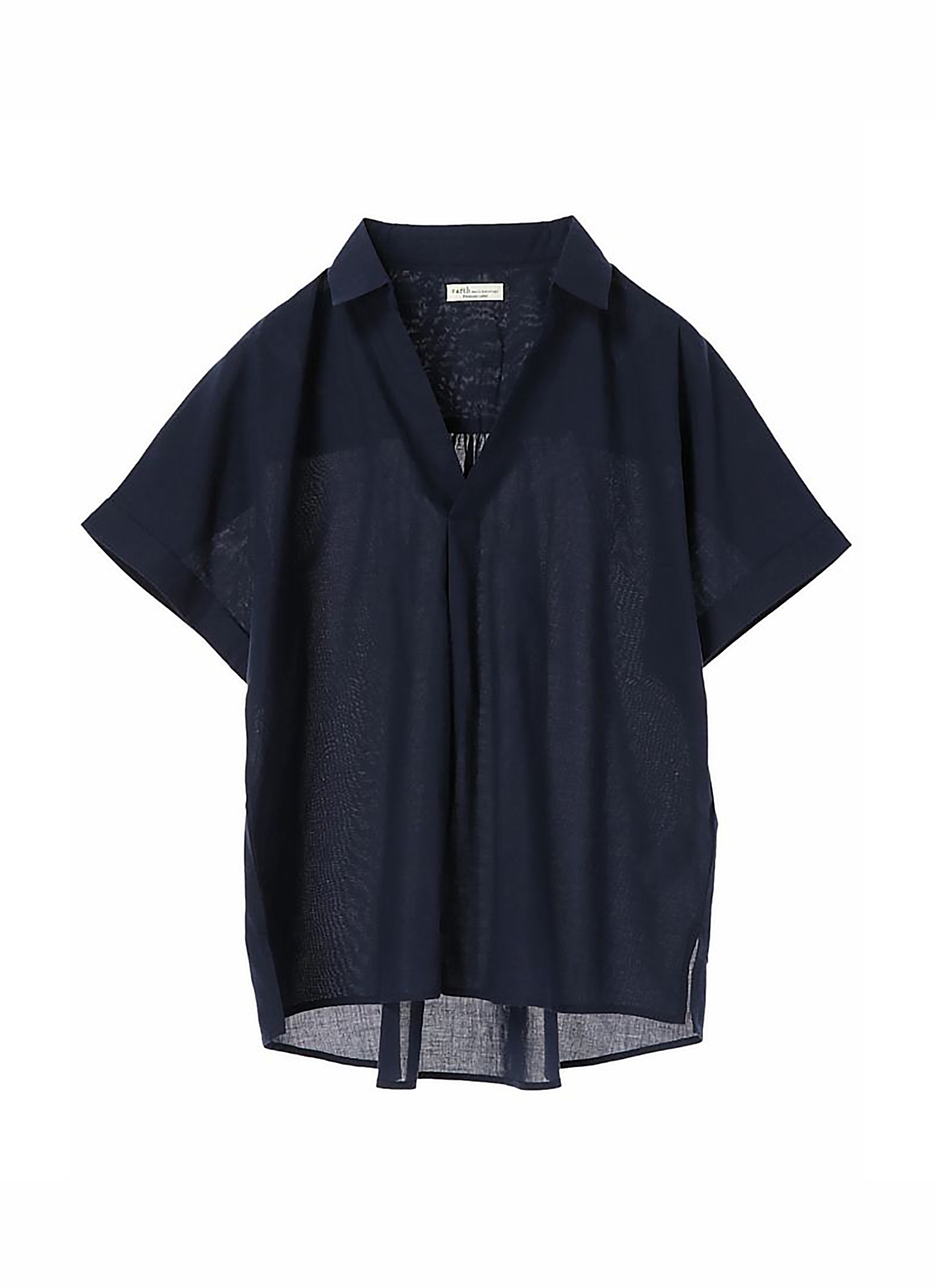 Earth, Music & Ecology Sanae Top - Navy