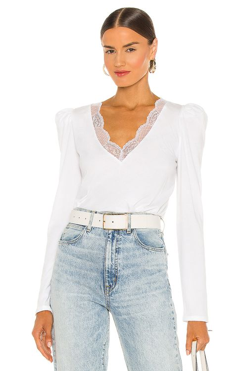 Generation Love Ophelia Lace Top