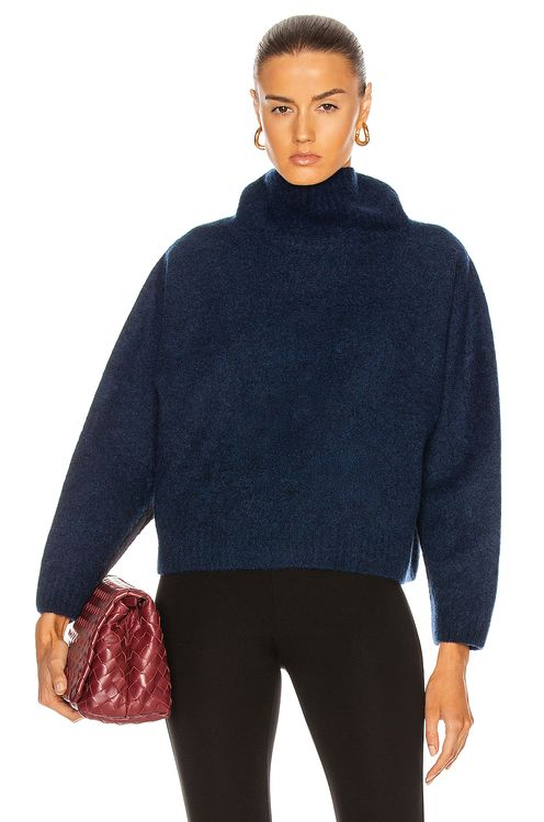 HOLDEN Seamless High Neck Sweater