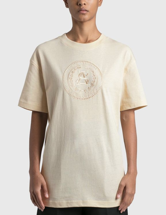 Acne Studios Elice Embroidered T-shirt