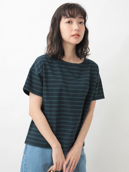 Earth, Music & Ecology Genelle Top - Green