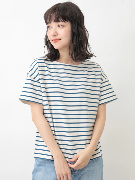 Earth, Music & Ecology Genelle Top - Navy