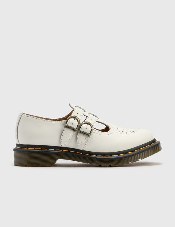 Dr. Martens 8065 Smooth Leather Mary Jane Shoes