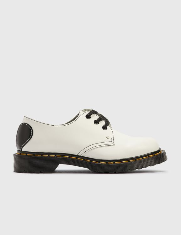 Dr. Martens 1461 Smooth Leather Shoes With Hearts Patch