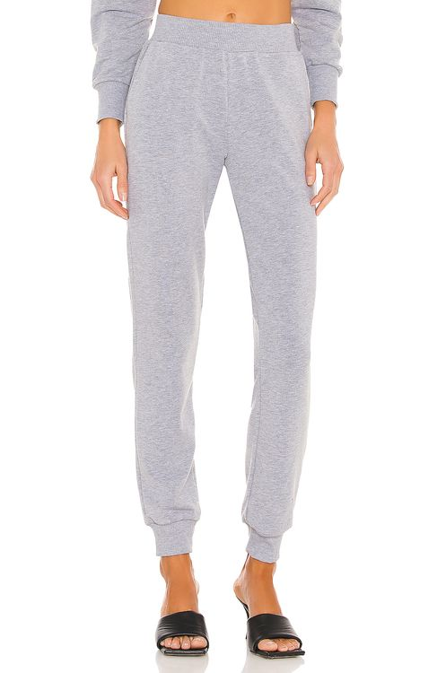 L'Agence Luxe Lounge The Moss Jogger Pant