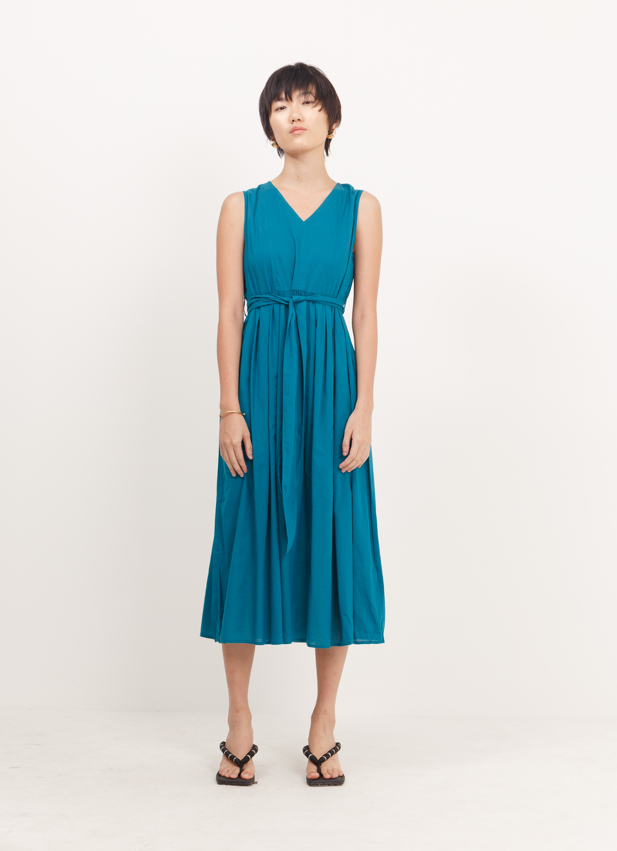 American Holic Felice Dress - Turquoise Blue