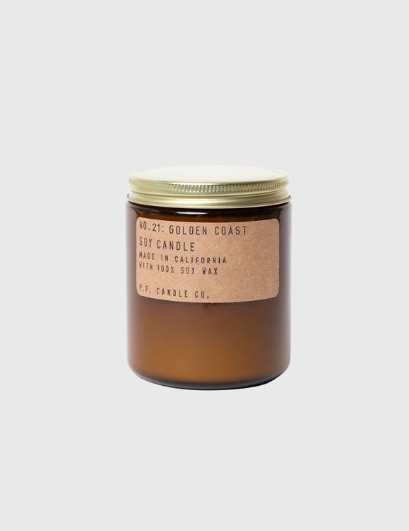 P.F. Candle Co. Golden Coast Mini Soy Candle