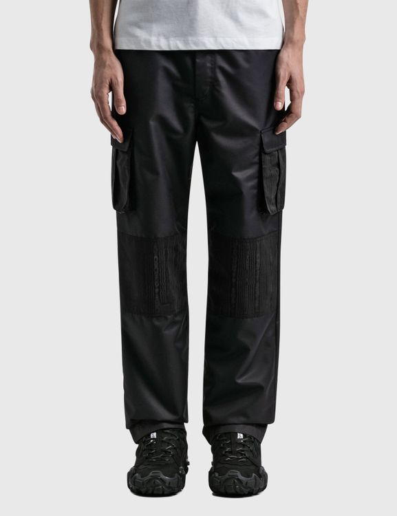 Marine Serre Survival Cargo Trousers