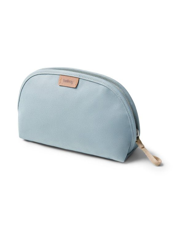 Bellroy Bellroy Classic Pouch Smoke Blue (Plant-Based / Leather-Free)