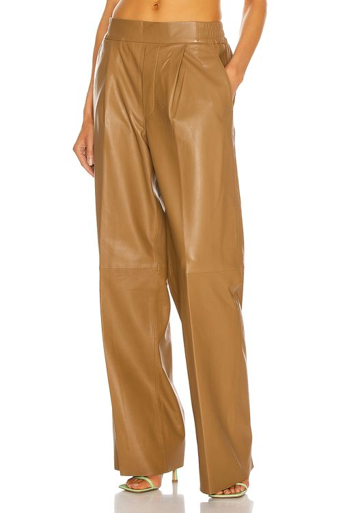 REMAIN Duchess Leather Pant