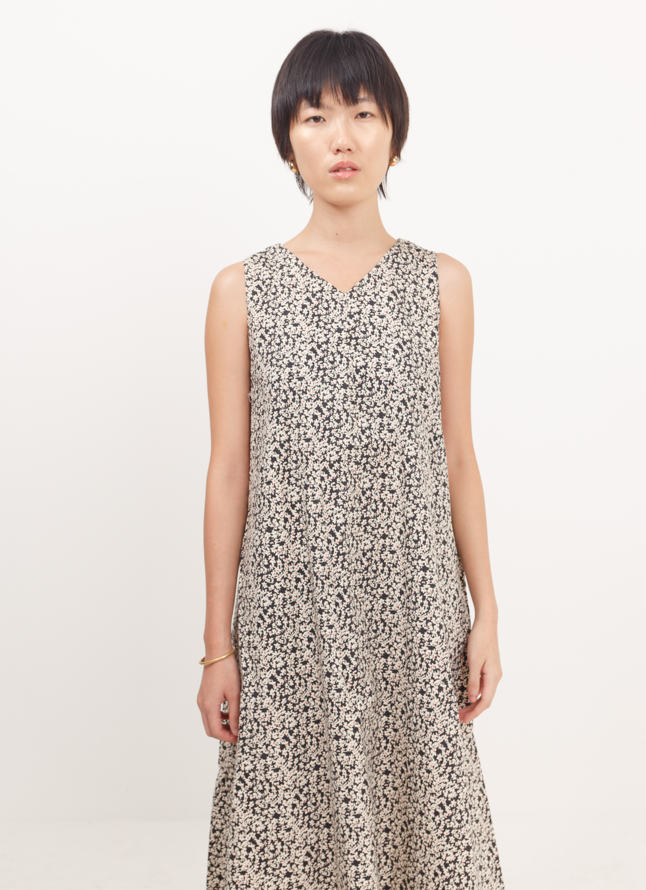 American Holic Geralda Dress - Small Flower