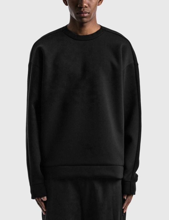 Sophnet Fabric Mix Crewneck Knit