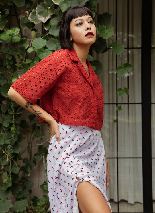 Eesome Yora Shirt Red