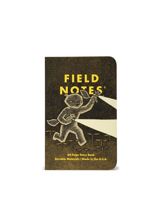 Field Notes Field Notes Haxley Story & Sketch Book 2 Pack