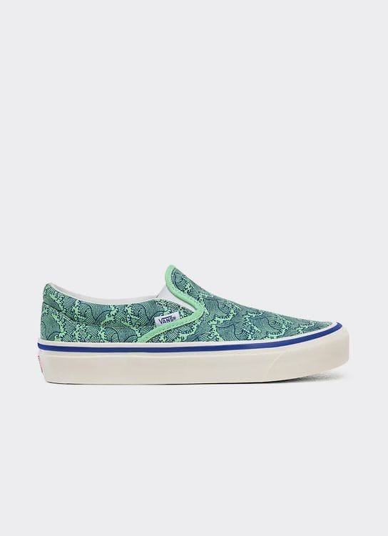Vans Classic Slip-On 98 DX - Neon Green