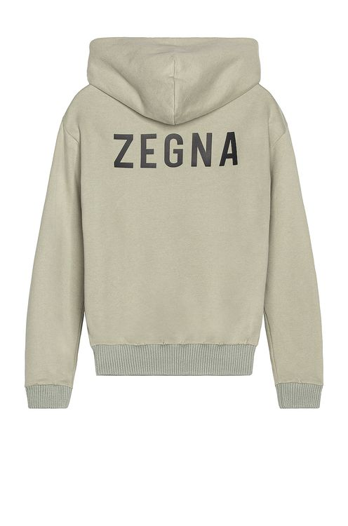 Fear of God Exclusively for Ermenegildo Zegna Slim Fit Hoodie