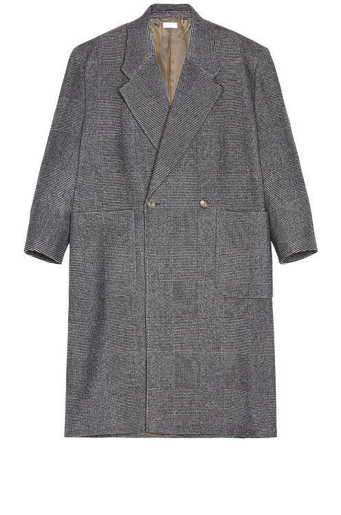 Fear of God Exclusively for Ermenegildo Zegna Double Breasted Coat