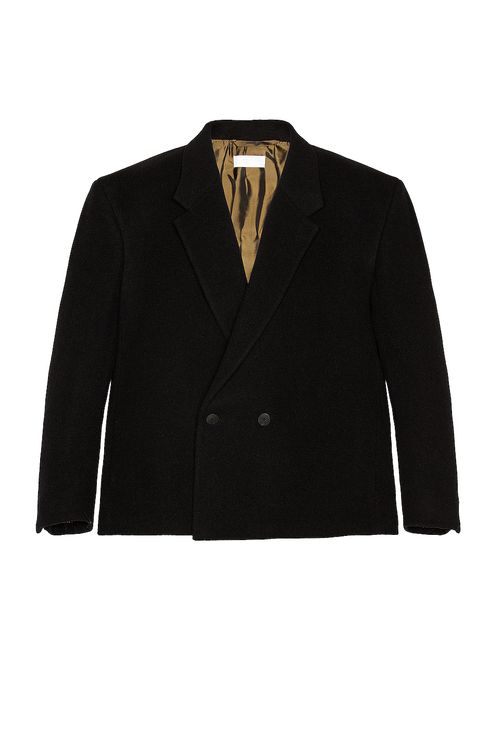 Fear of God Exclusively for Ermenegildo Zegna Double Breasted Over Jacket