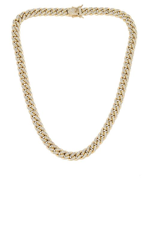 Vanessa Mooney The Bless Me Chain Necklace