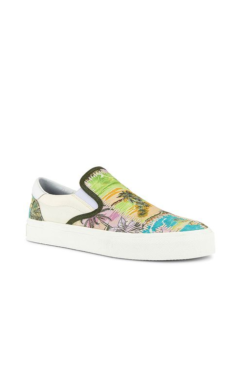 Amiri Hawaiian Reconstructed Slip On