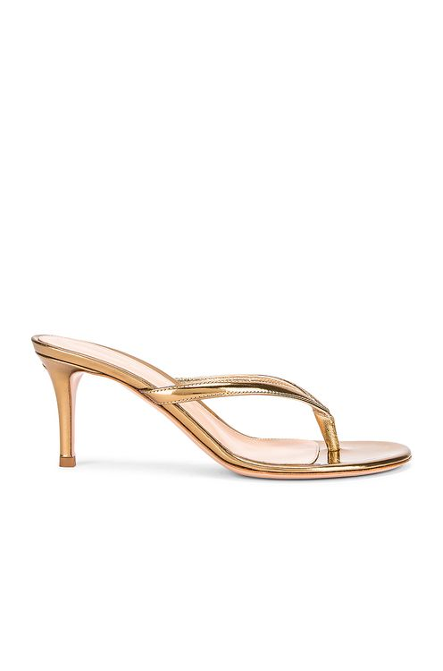 Gianvito Rossi Thong Sandals