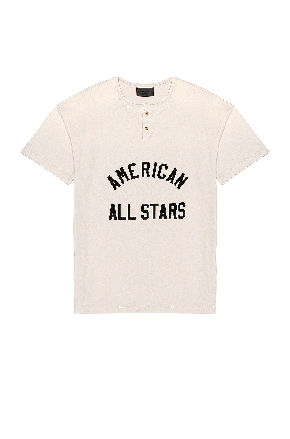 Fear of God All Star Henley Tee