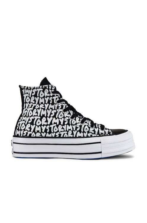 Converse Chuck Taylor All Star Platform My Story Sneaker