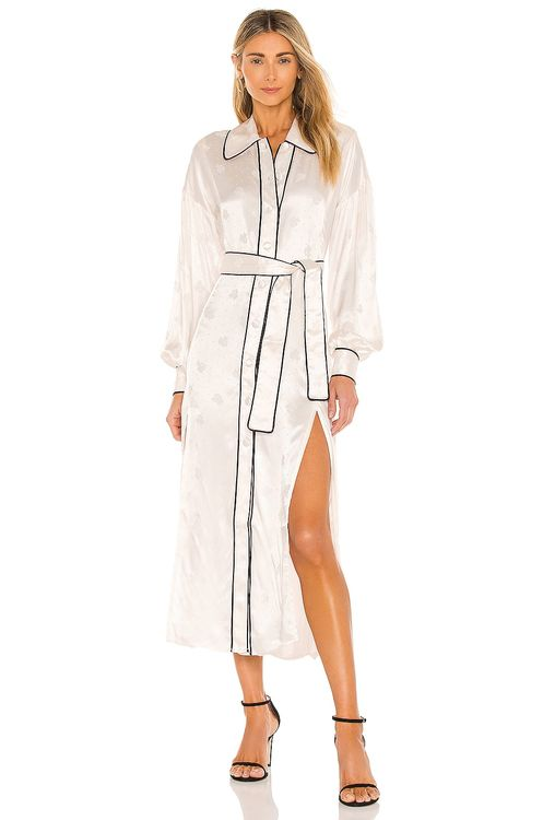 Alice McCall Hotel Lobbies Trench Midi Dress