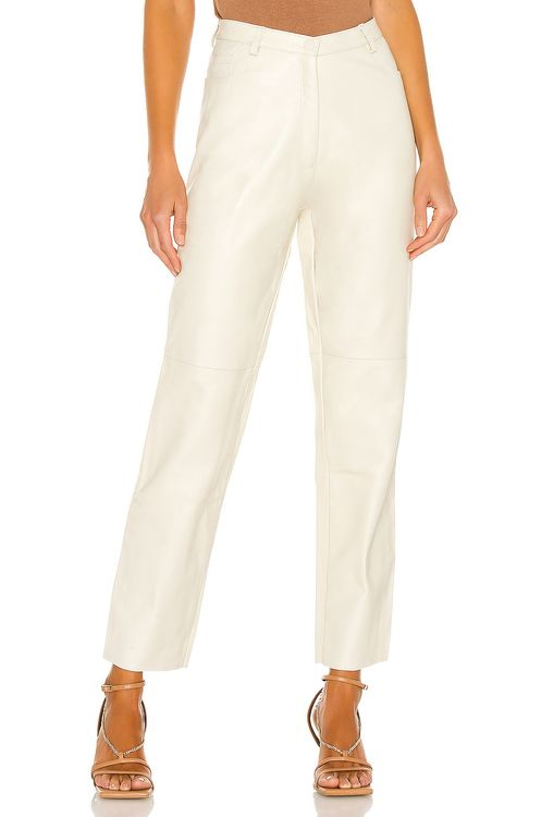 Tach Clothing Dilma Leather Pant