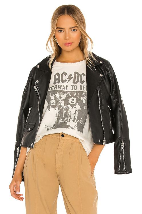 Junk Food AC/DC Highway To Hell Tee