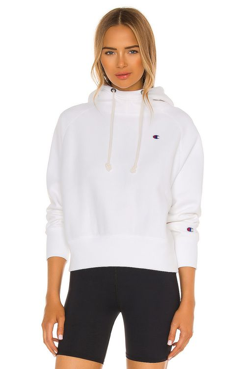 CHAMPION Reverse Weave Cropped PO Hoodie