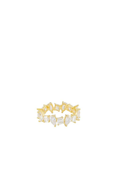 The M Jewelers NY Multi-Cut Eternity Band Ring