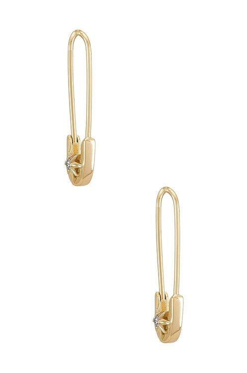 Five and Two Leona Earrings