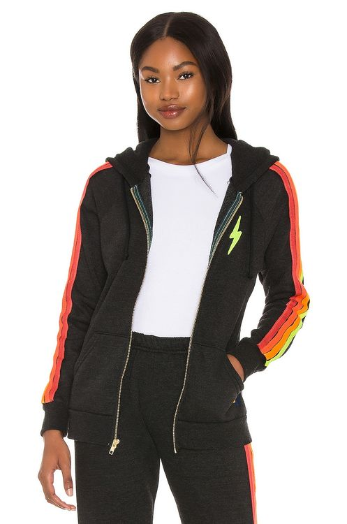 Aviator Nation Bolt Embroidery Classic Hoodie