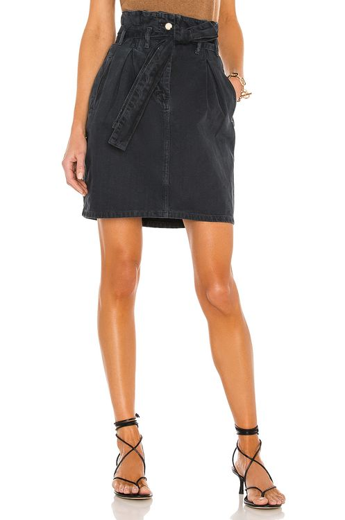 Essentiel Antwerp Zan Denim Mini Skirt