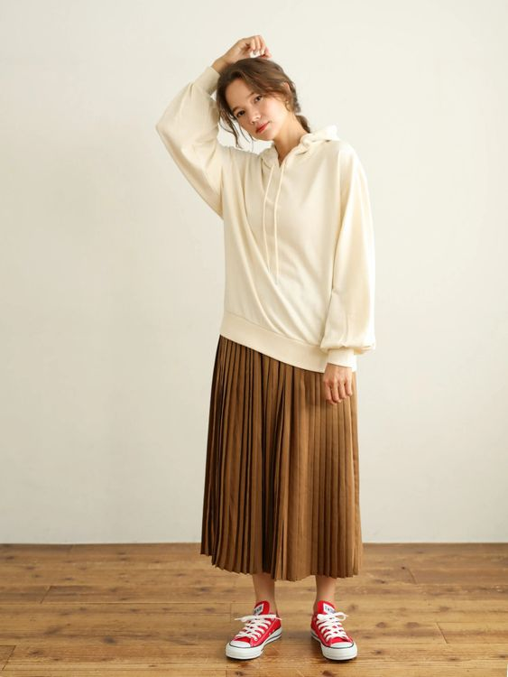 Earth, Music & Ecology Ramona Sweater Set - Ivory
