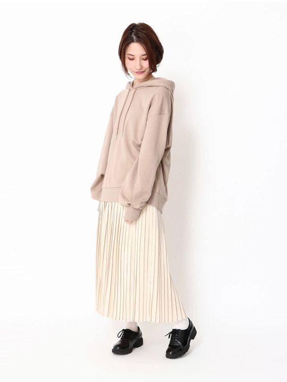 Earth, Music & Ecology Ramona Sweater Set - Beige
