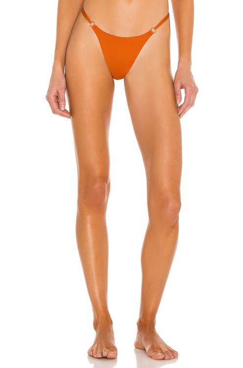 Monica Hansen Beachwear Bond Girl Bikini Bottom