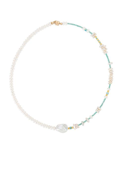 joolz by Martha Calvo The Pacific Necklace