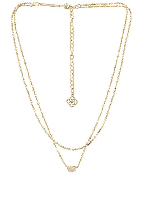Kendra Scott Emilie Multi Strand Necklace