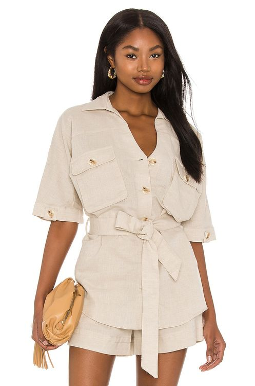 Suboo Cecile Linen Shirt
